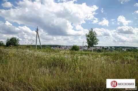 Участок (недорого!), 12 сот, близ Щапово, 30 км от МКАД, Варшавское ш. - Фото 1