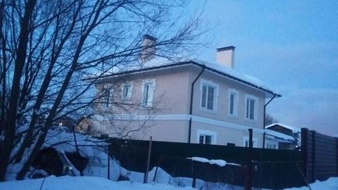 Дом на уч.7 соток в д.Рассказовка 10 км от МКАД Боровское, Киевское ш. - Фото 1