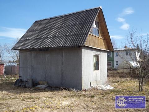 Недорогая дача на участке 6 сот. в районе Сычево СНТ Горняк - Фото 1