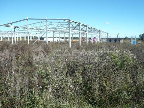 Производственные здания 4000 кв.м. на 2 га промземли - Фото 3