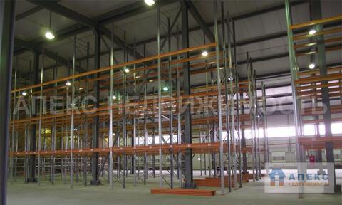 Продажа помещения пл. 6590 м2 под склад, м. Печатники в складском . - Фото 1
