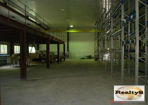 Сдается отапливаемое складское помещение 1000м2 - Фото 4