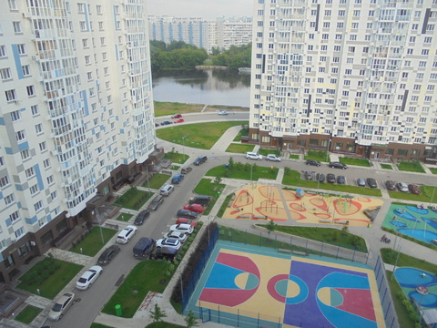 Сдается трехкомнатная квартирам в г.Москва ЖК риверпарк - Фото 3