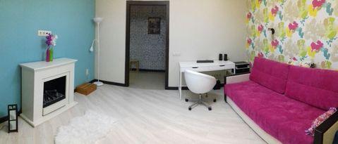 3-к.квартира с дизайнерским ремонтом в Бутово Парк - Фото 1