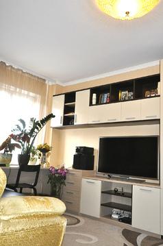 2 к.квартира 58 кв.м. в Кудрово, ул.Ленинградская, д.5, с евроремонтом - Фото 3