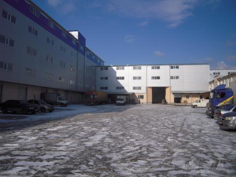 Сдам склад 1201 м2 Реутов Фабричная 7 в 1 км от МКАД