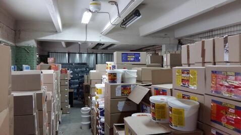 Отапливаемый склад, расположенный на 2-ом этаже складского здания - Фото 3