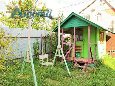 Продается дача с выходом в лес в черте города Балабаново - Фото 2