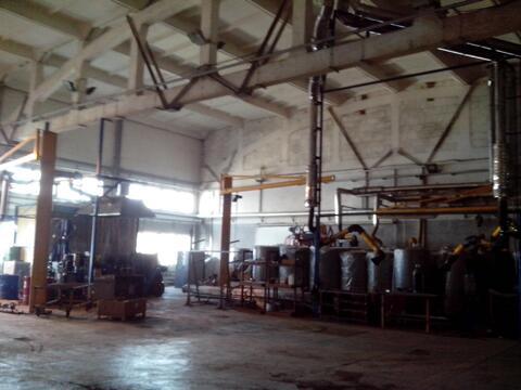 Производственное специализированное здание складов, торговых баз, баз - Фото 3