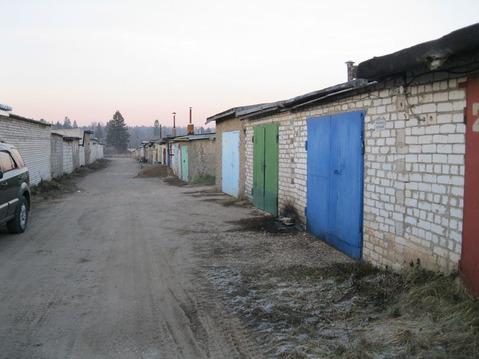 Гараж в п.Балакирево, кв-л Юго-Западный, Владимирская область. - Фото 2