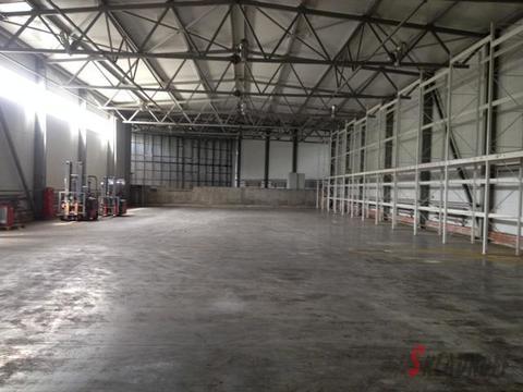 Аренда склада 1100м2 в Томилино - Фото 1