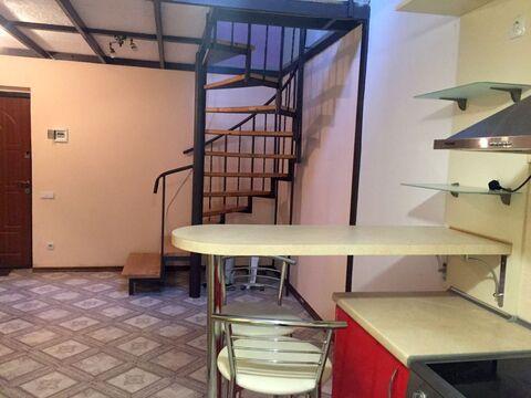 Продается двухуровневый апартамент с ремонтом в Алупке - Фото 3