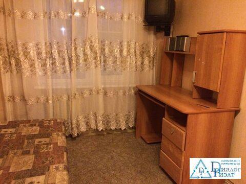 Сдается комната в 7 минутах ходьбы до метро Выхино