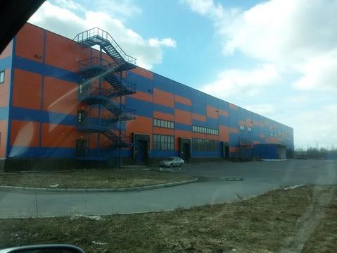 Продажа склада пр Маршала Блюхера 9700 квм - Фото 1