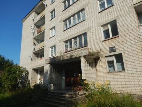 Комната в общежитии Наволоки - Фото 1