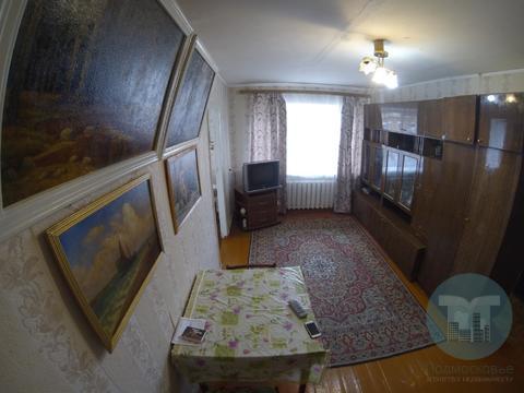 Продается двухкомнатная квартира в Южном мкр. г. Наро-Фоминска - Фото 1