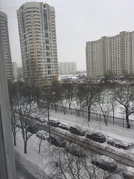 Продается двухкомнатная квартира м. Алма-Атинская - Фото 1