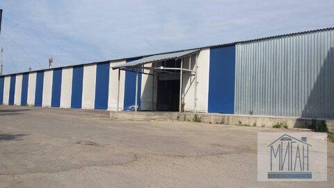 Производственно-складской комплекс в Пушкинском районе - Фото 1