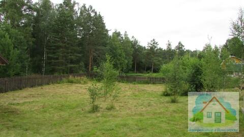 Садовый участок с домиком, крайний к лесу - Фото 2