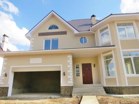 Кирпичный дом 370 м2, 19,6 млн руб, 25 км Киевское шоссе - Фото 1