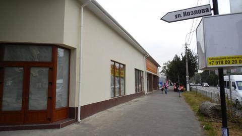 Помещение в центре общ.пл 100 м.кв. на ул.Севастопольской р-н рынка - Фото 5