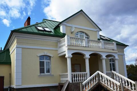 Дом 220 кв.м, Участок 12 сот. , Киевское ш, 30 км. от МКАД. - Фото 2