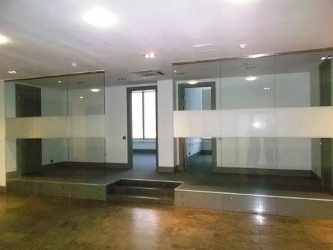 Офисное помещение 265 кв.м. около м.Краснопресненская в БЦ класса А - Фото 2