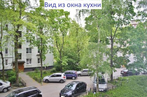 Четырехкомнатная квартира 48.6м2, Санкт-Петербург. ул Подводника . - Фото 5