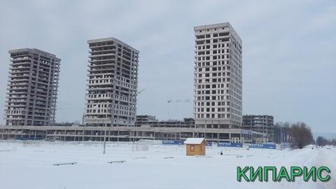 Продам 1-ую квартру в новостройке, ЖК Циолковский, 8 этаж - Фото 1