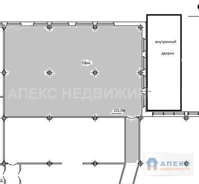 Аренда офиса 225 м2 м. Калужская в бизнес-центре класса В в Коньково - Фото 2