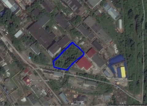Продам земельный участок 50 соток (промназначения) - Фото 1