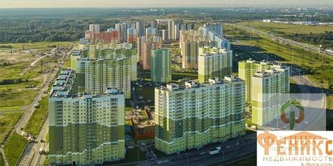Двухкомнатная квартира 58.4м2, г Санкт-Петербург. ул Корнея . - Фото 2