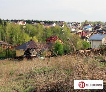 Участок 15.4 соток, коммуникации по границе. 30 км от МКАД. Москва. - Фото 5