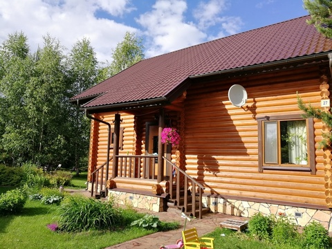 Дом, Ярославское ш, 80 км от МКАД, Маренкино. Ярославское ш. 80 км от . - Фото 1