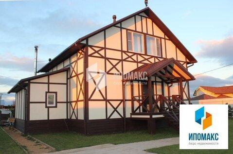 Сдается дом 150 кв.м,7 соток,42 км от мкада, Киевское шоссе - Фото 1