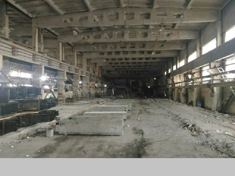 Сдаётся производственное помещение 2022 м2 - Фото 1