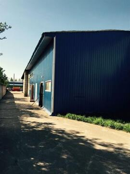 Продам производственное помещение 1517 кв.м, м. Улица Дыбенко - Фото 1