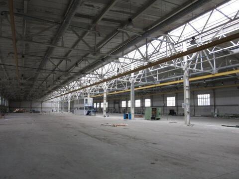 Производственно-складское здание 7200 м2, Солнечногорский р-н - Фото 1