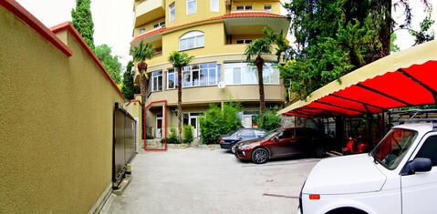 Продажа 1к квартиры с отделкой в клубном доме в центре Ялты - Фото 4