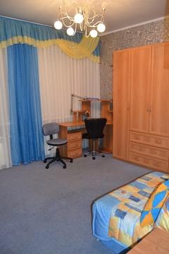 Шикарная 2-х комнатная квартира. Мебелированная, с техникой, сигнализа - Фото 3