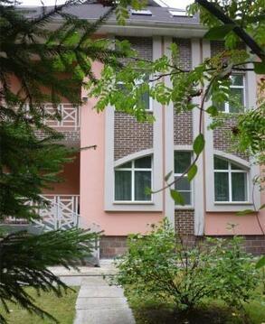 Продам 2-этажный коттедж 384 м2 , на участке 12 сот,7 км от МКАД - Фото 4