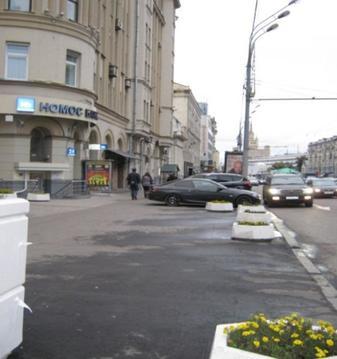 Streetretail, псн 172,4 м2 на Садовом кольце, Б. Садовая 6 - Фото 2
