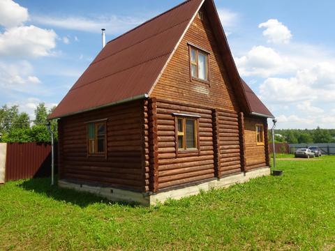 Продам 2-х эт. бревенчатую дачу 100 кв.м, в Чеховском районе СНТ «Аст - Фото 2