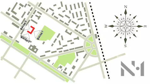2-х к. квартира 53 м2 в ЖК Витамин в Мурино за 2.570.000 - Фото 4