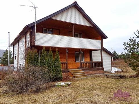 Продается дом 125 кв.м, д.Гидеево, Владимирская.обл, ДПК Раздолье - Фото 1