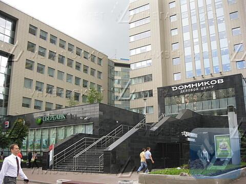 Сдам офис 179 кв.м, бизнес-центр класса A «Домников» - Фото 4
