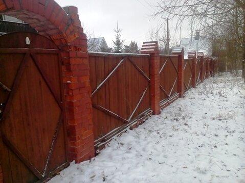 Каркасный дом на 22 сотках земли в д. Денисиха, Рузский район - Фото 4