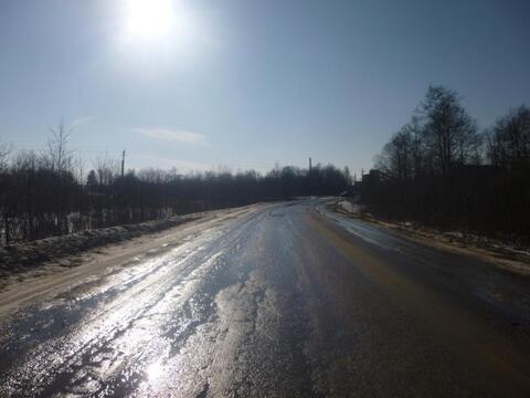 1 гектар сельхоз земли, рядом с г. Кимры в 10 мин. ходьбы до р. Волга - Фото 4