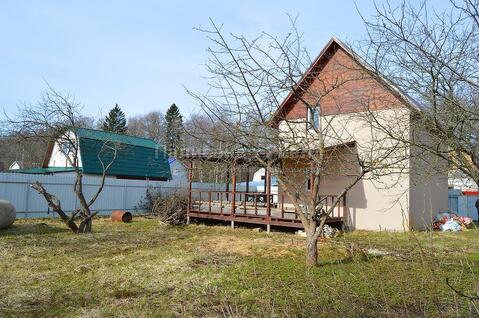 Загородная дача из пеноблока. Боровск. 6 соток с плодовым садом. - Фото 4