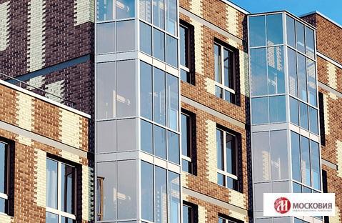 2-комн. квартира 55 м2 с панорамными окнами, Апрелевка, Киевское ш. - Фото 3